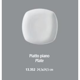 Piatto quadro piano Royale