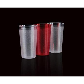 Bicchiere policarbonato trasparente
