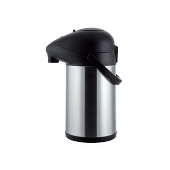 Caraffa termica con erogatore a pressione