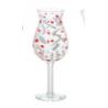 Bicchiere liquore vetro borosilicato dec.2