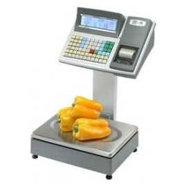 Bilancia elettronica stampante Mach 120