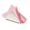 Porta tovaglioli acciaio triangolare