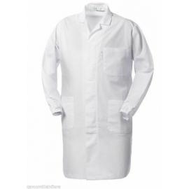 Camice uomo bianco polsini elastici