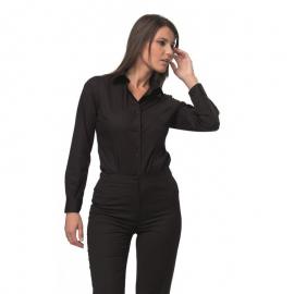 Camicia donna Lisa nero