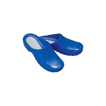 Zoccoli sanitari autoclavabili blu