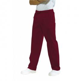 Pantalone unisex servizio Bordeaux
