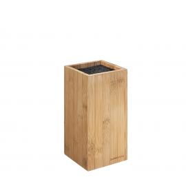 Ceppo porta coltelli in bamboo