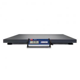 Bilico digitale a pavimento VT2 IRON KG 150/300