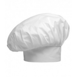 Cappello cuoco bianco