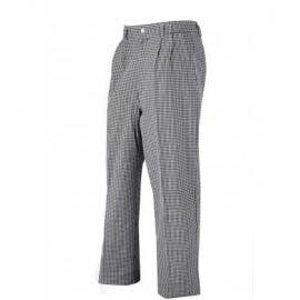 Pantalone cuoco quadrettato