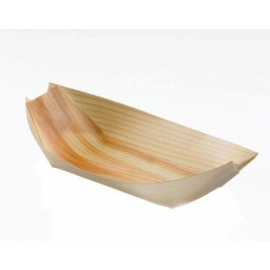 Barca in legno grande Pz.50