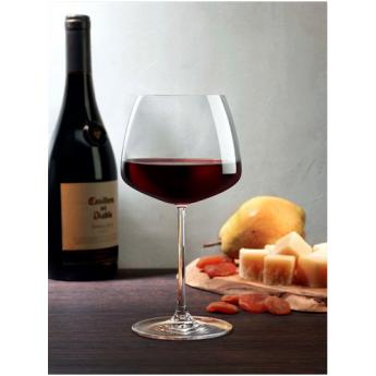 Calice cristallo vino rosso Mirage Nude Cl.57 Pz.6