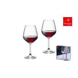Calice Vino Rosso Restaurant Bormioli Pz. 6