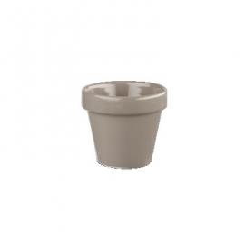 Secchiello tortora ceramica