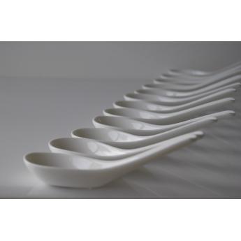 Cucchiaio ceramica finger food Tognana