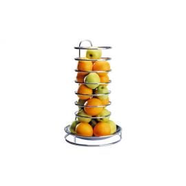 Espositore porta frutta Inox