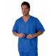 Completo ospedaliero azzurro mezza manica