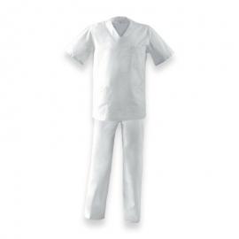 Completo ospedaliero bianco