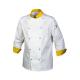 Giacca cuoco unisex Vanilla