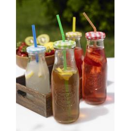 Bottiglietta in vetro cocktail