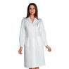 Camice donna bianco 100 % cotone