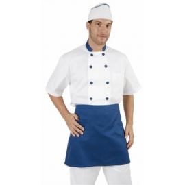 Divisa Pizzaiolo Blu Royal